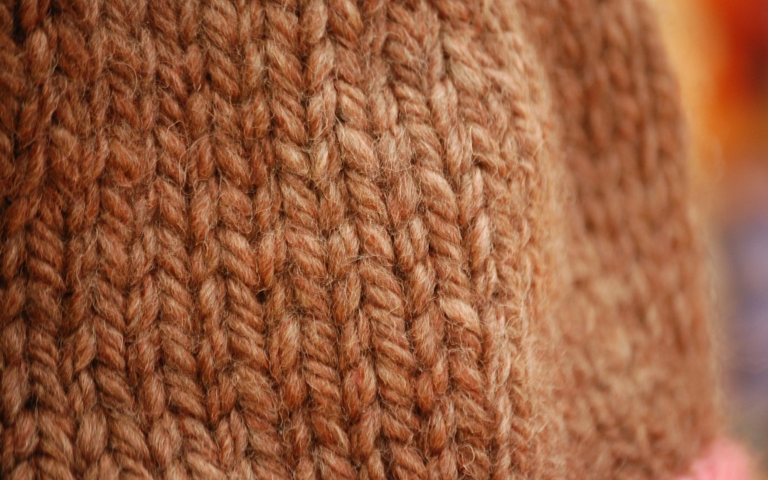 Emotional Knitting