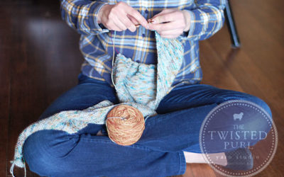 Yoga & Knitting